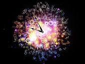 Digits of Time — Stock Photo