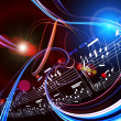 Dynamic Music Abstract — Stock Photo #8461706