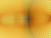 Golden Screen — Stock Photo