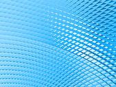 Blue Metallic Screen — Stock Photo