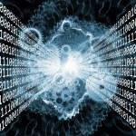 Gears of computing — Stock Photo #9009183