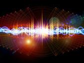 Sound Wave — Foto de Stock