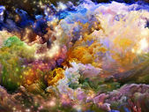 Colors of Creation — Stock Photo