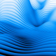 Undulating Wave Design Pattern — Stock Photo #9119496