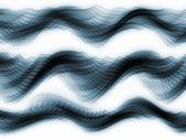 Ondas sinusoidales analizador — Foto de Stock