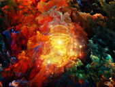 Colors Within — Stock Photo