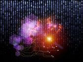 Šipky technologií — Stock fotografie