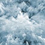 Tints of Fractal Foam — Stock Photo #9343166