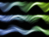 Sine Wave — Stock Photo