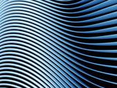 Curved Line Screen — Stock Photo