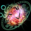 Time process — Stock Photo