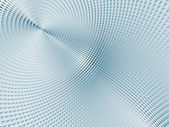 Blue Metallic Screen — Стоковое фото