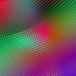 Metallic Sheen Screen - Stock Photo