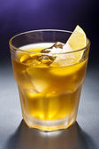 Rusty Nail Cocktail — Stock Photo