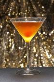 Rob Roy Cocktail — Stock Photo