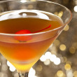 Rob Roy Cocktail — Stock Photo