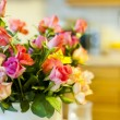 Flowers as interior decoration — Stock Photo #9552815
