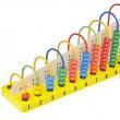 Children's wooden abacus — Photo