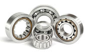 Four ball bearings — Stock Photo