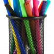 Set of felt-tip pens — Stock Photo #8524240