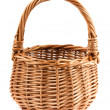 Wicker basket — Stock Photo #8703402