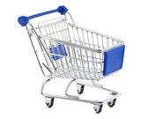 Shopping cart — Zdjęcie stockowe