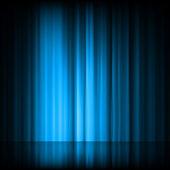 Aurora borealis. abstrait coloré. eps 8 — Vecteur