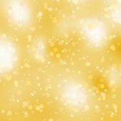 Glittery gold Christmas background. EPS 8 — Stock Vector