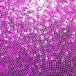 Amazing template on pirple glittering. EPS 8 - Image vectorielle
