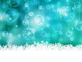 Elegant christmas background. EPS 8 — Stock Vector