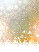 Merry Christmas Greeting Card. EPS 8 — Vector de stock