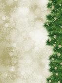 спасибо карты на элегантный рождественскую открытку. eps 8 — Cтоковый вектор