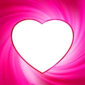 Valentijn achtergrond. eps 8 — Stockvector