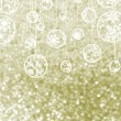 Vector de stock : Elegant Christmas background. EPS 8