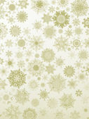 Snowflakes background for christmas theme. EPS 8 — Stock Vector