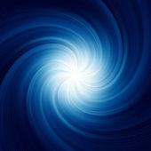 Fond bleu tourbillon. eps 8 — Vecteur