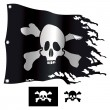 Jolly Roger — Stock Vector #9235624