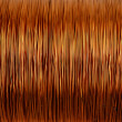 Background of copper wire — Stock Photo #8039439