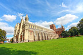 St Albans Cathedral, England, UK — Stock Photo