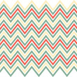 Retro chevron pattern — Foto de Stock