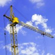 Foto Stock: Construction crane