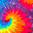 Stock Photo: Tie dye
