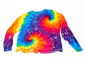 Tie dye shirt — Stock Photo