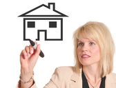 Real estate — Stock Photo