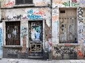 Urban graffiti — Stock Photo