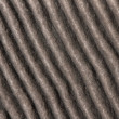 Dirty furnace filter - Stock Photo