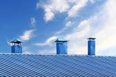 Kitchen chimney — Stockfoto