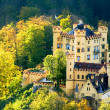Hohenschwangau Castle in Bavaria — Stock Photo