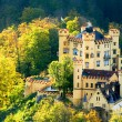 Hohenschwangau Castle in Bavaria - Stock Photo