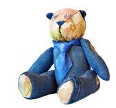 Businessman Bear isolated — Stock Photo